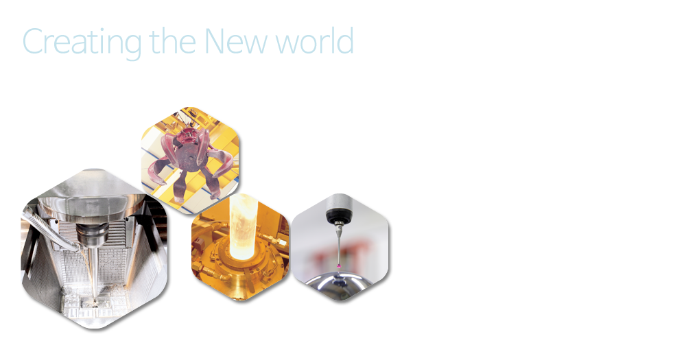 Creating the New world - 국내 Mechatronics 선도 메이커 도키멕